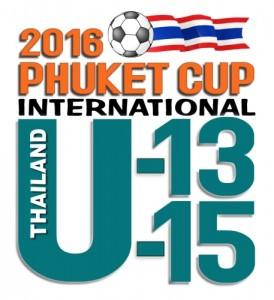 2016 Phuket U13-U15 Logo