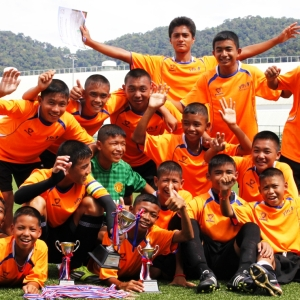 Youth Football Home U15 (Thailand)