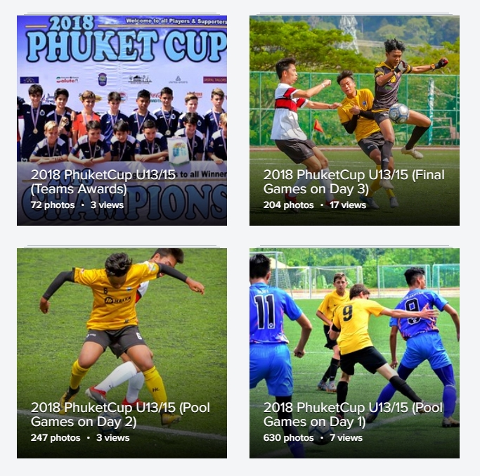 Tournaments Photo Gallery.
